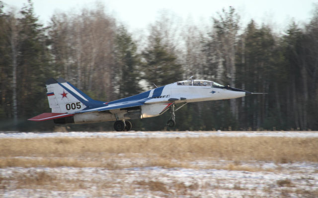 Review: Flying a MiG-29UB