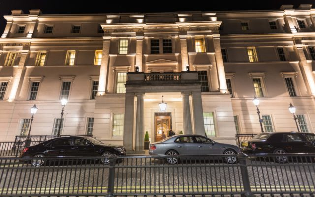 Review: The Lanesborough, London