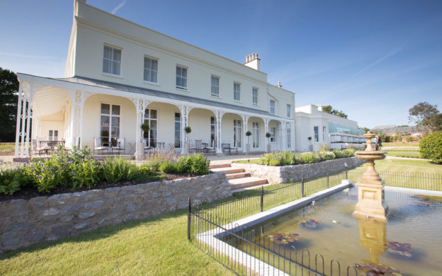 Review: Lympstone Manor