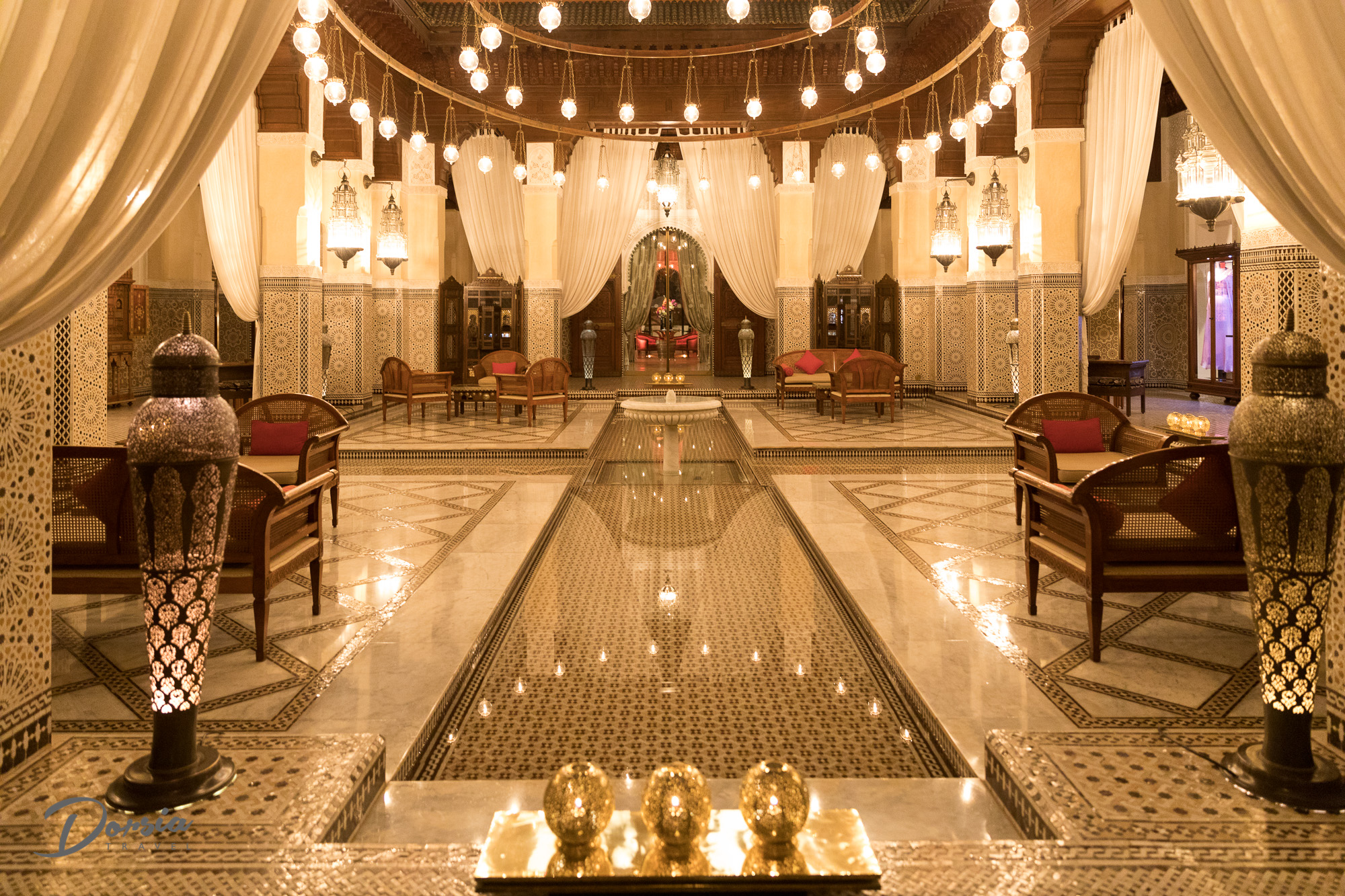 Review: Royal Mansour, Marrakech