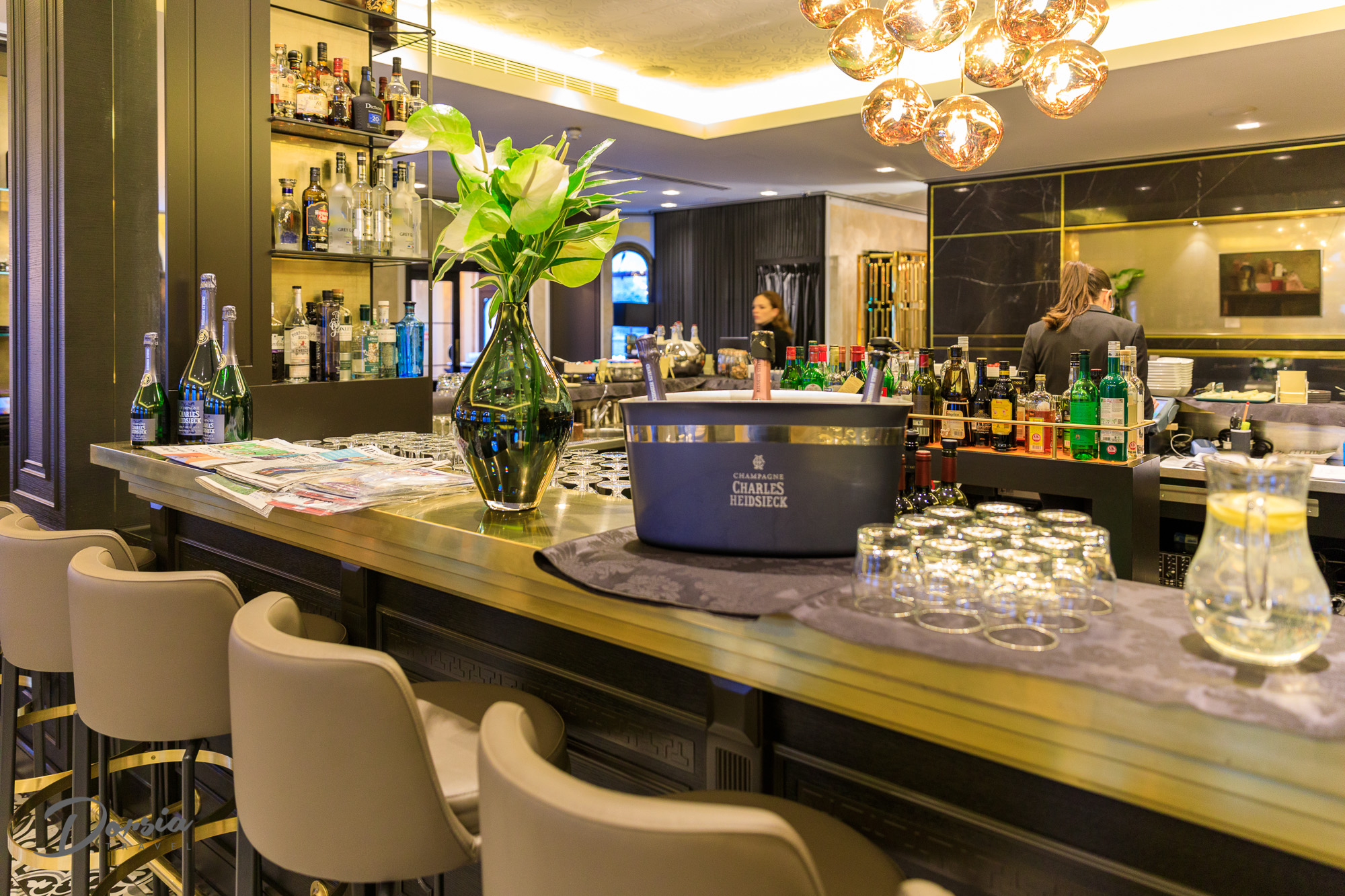 Short review: Baglioni, London