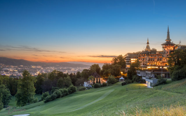 Review: The Dolder Grand, Zurich